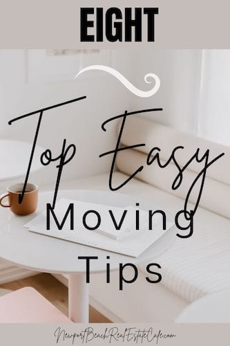 top easy moving tips