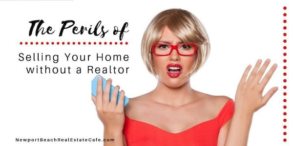 The perils of selling your home without a realtor
