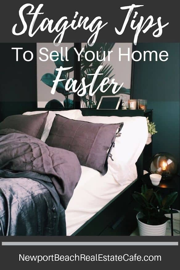 Staging Tips to Sell Your Home Faster