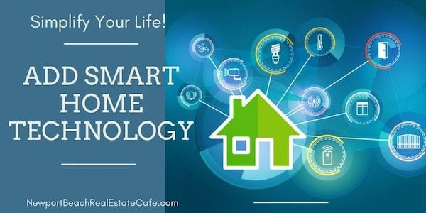 Add Smart Home Technology