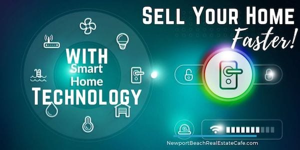 Sell your home faster with smart home technology