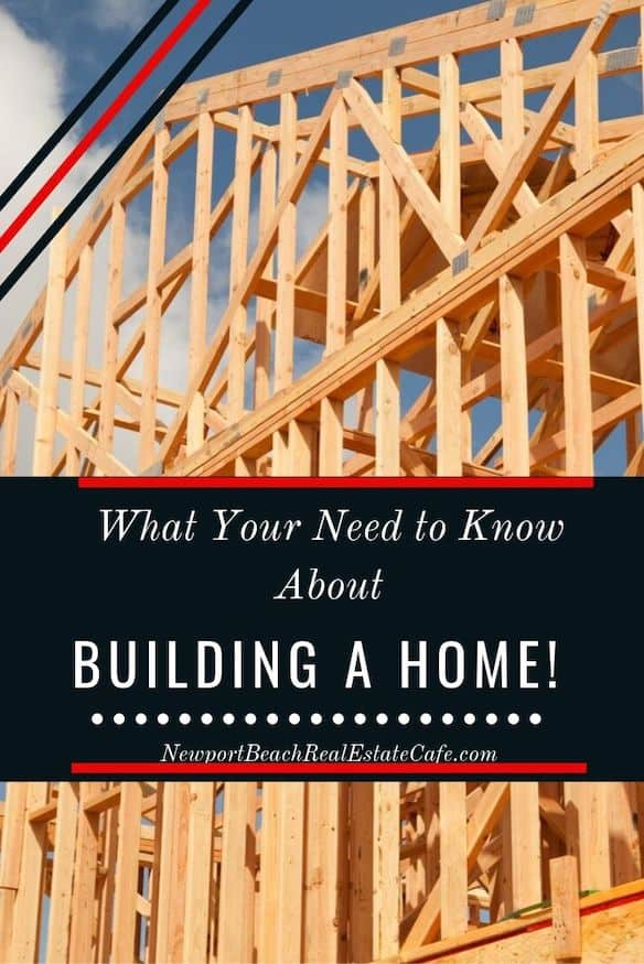 What Your Need to Know About building a home