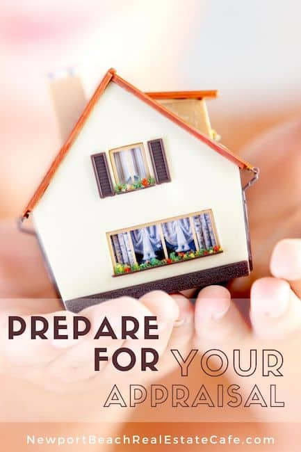 prepare for your appraisal