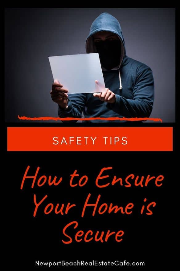 How to Ensure Your Home is Secure