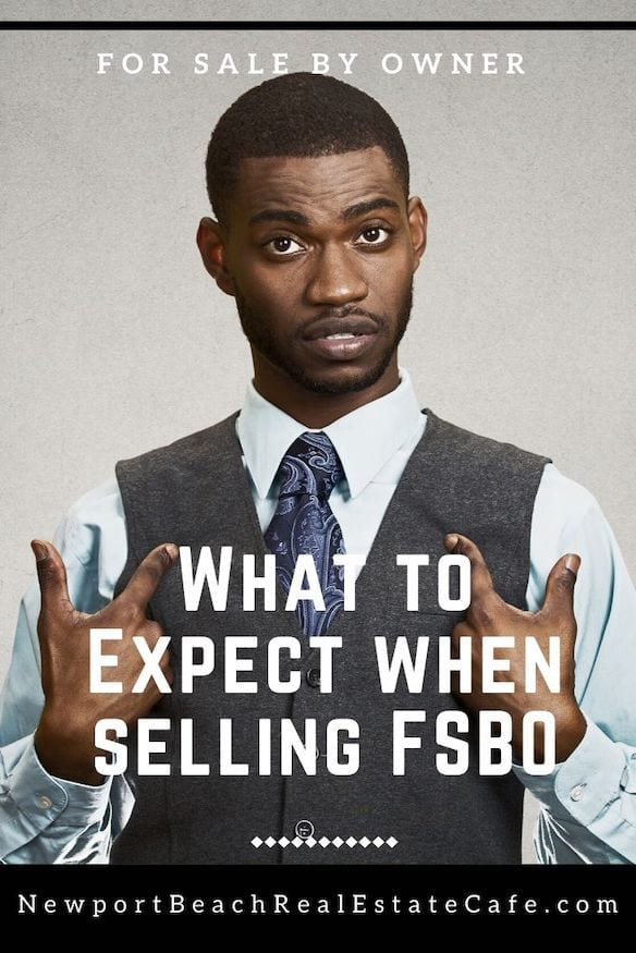 What to Expect when selling FSBO