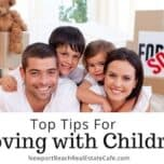 7 Top Tips For Moving With Children
