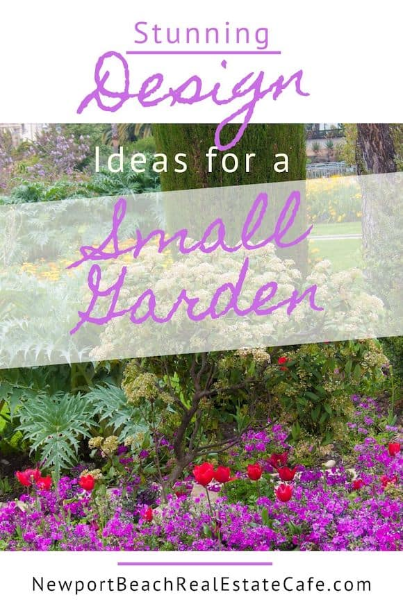Stunning Design Ideas for a Small Garden