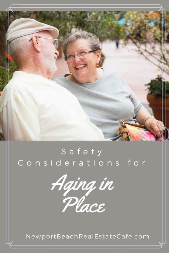 Safety considerations for aging in place