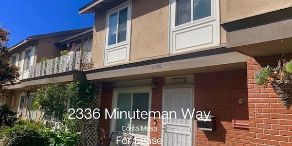 2336 Minuteman Way Costa Mesa for lease