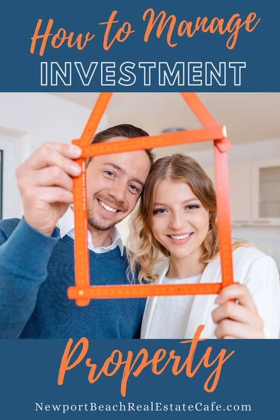 how to manage investment property