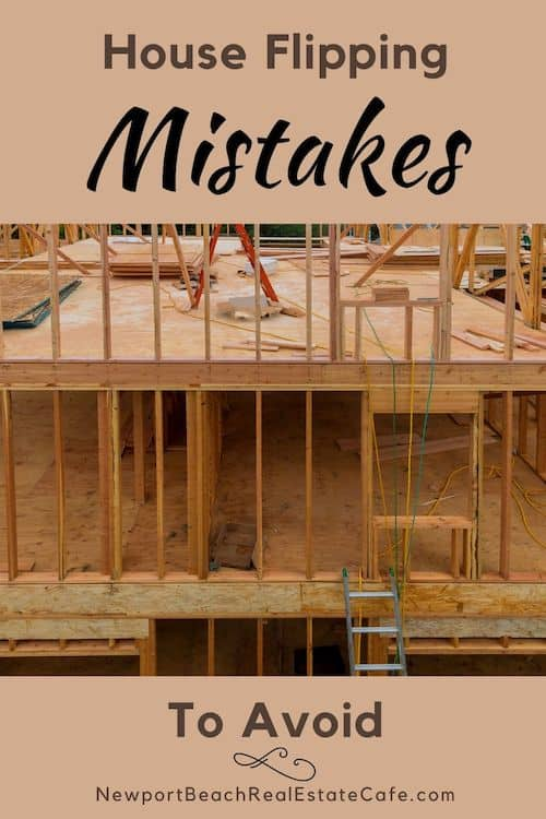 House Flipping Mistakes to Avoid