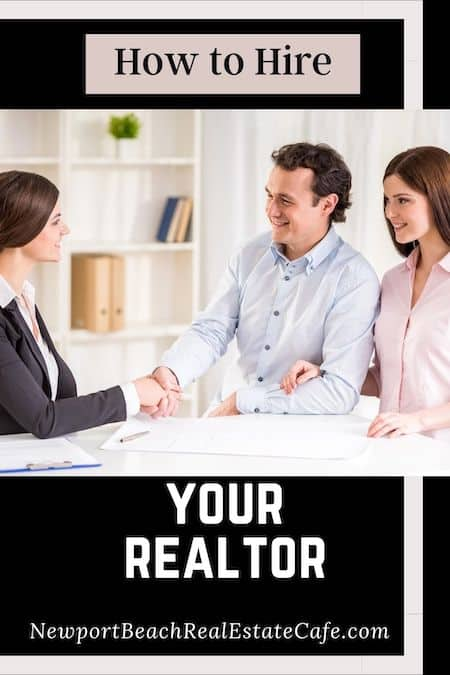 How to hire your Realtor