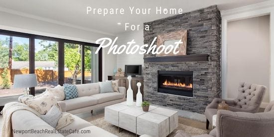 Prepare Your Home for professional photography