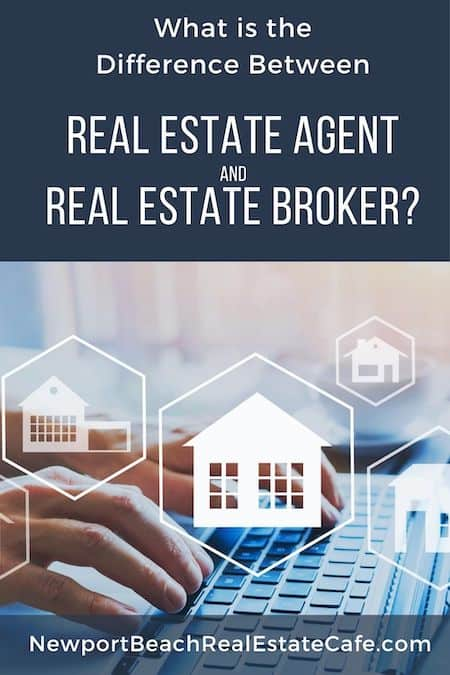 Difference between a Real Estate Agent and a Real Estate Broker