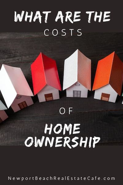 What are the costs of home ownership?