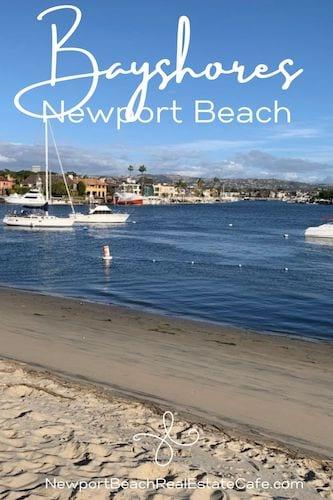 Bayshores Newport Beach Real Estate Market Update August 2020