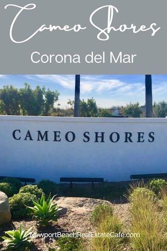Cameo Shores Corona del Mar Market Update August 2020