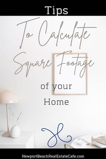 Tips to calculate square footage