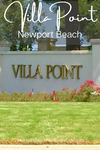 Villa Point Newport Beach Market Update August 2020