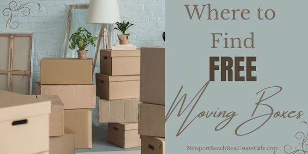 Where to find free moving boxes_