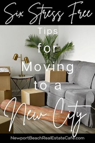 Tips for Moving to a New City