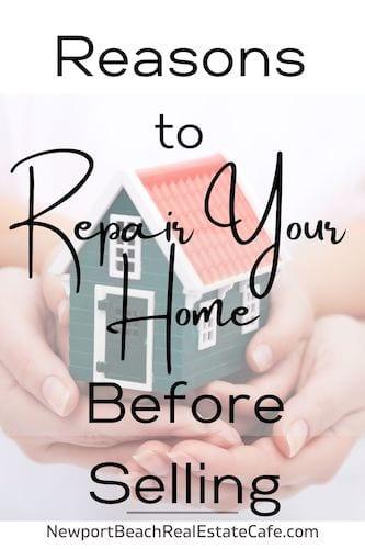 Repair your home