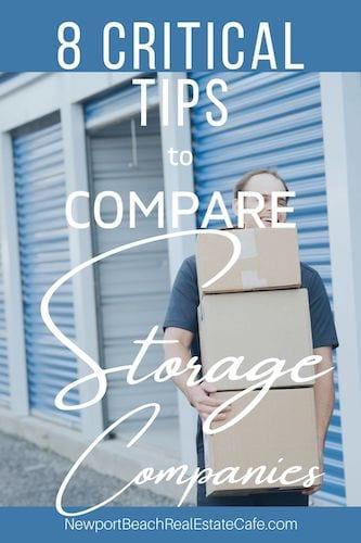 storage companies