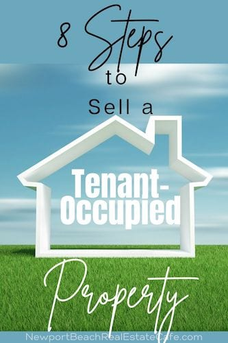 Sell a Tenant-Occupied Property