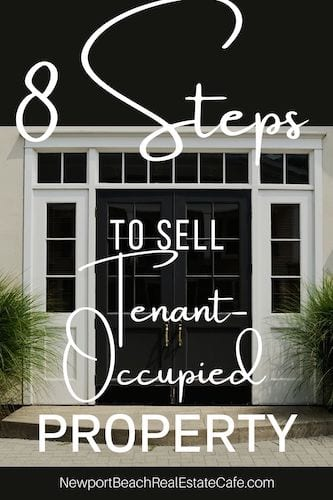 Sell a Tenant-Occup
