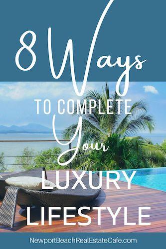 luxury lifestyle