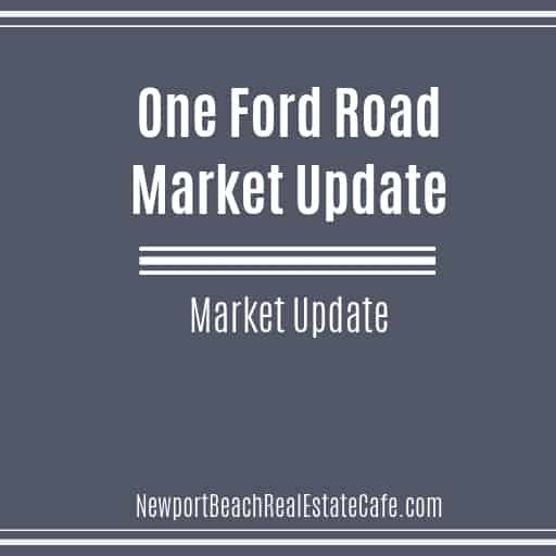 One Ford Road Market Update