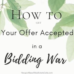 get your offer accepted