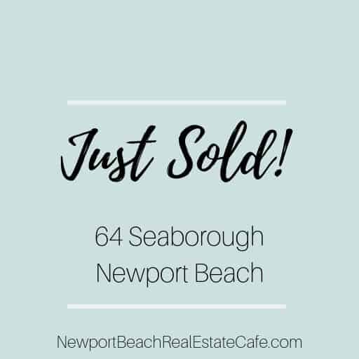 Just Sold! 64 Seaborough