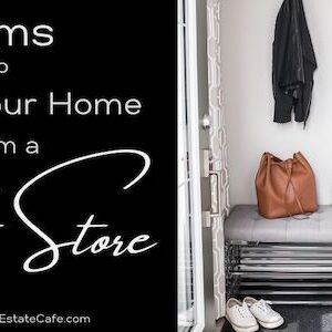 stage a home affordably